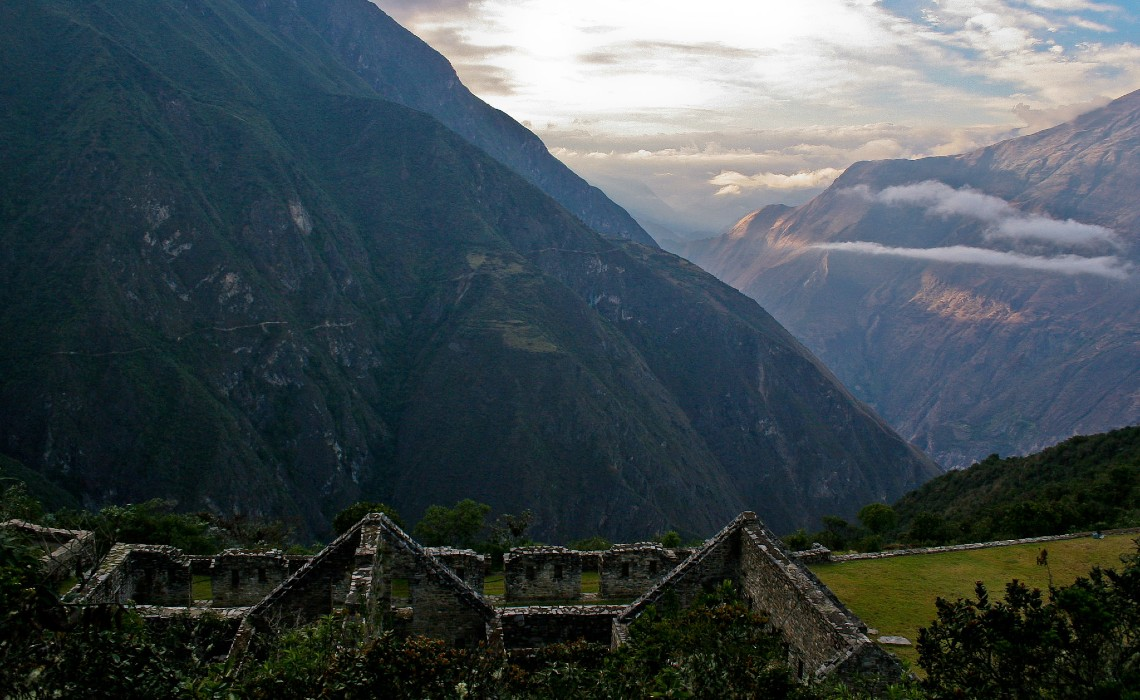 Choquequirao Cusco