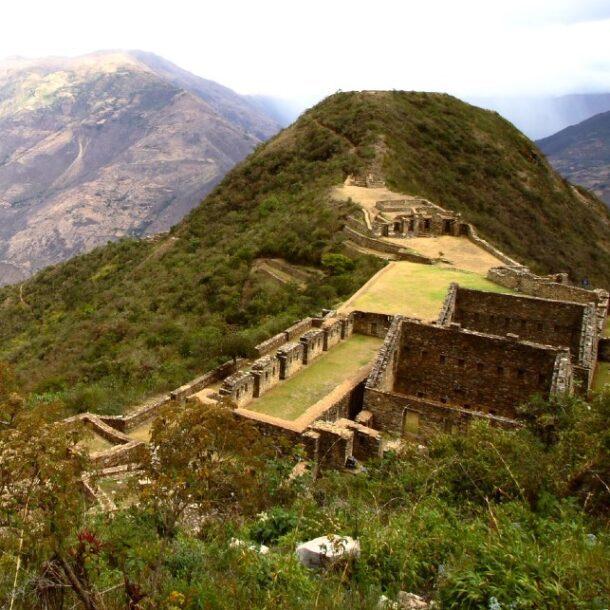 Choquequirao Cusco Peru