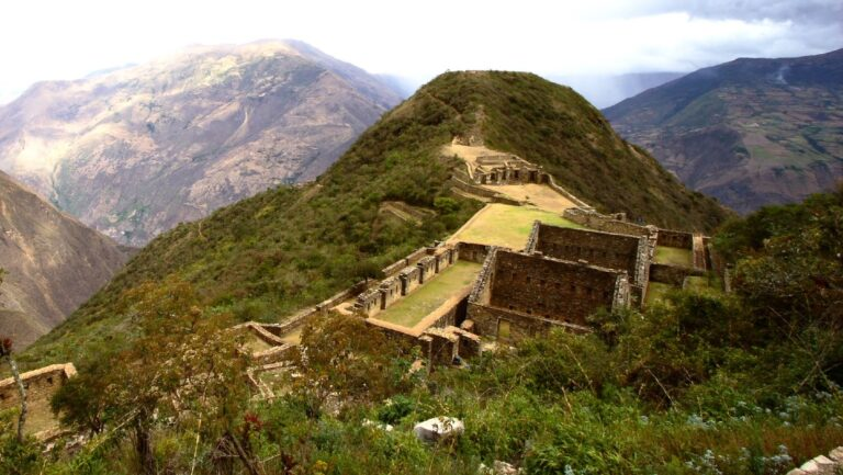 Choquequirao Cusco Peru