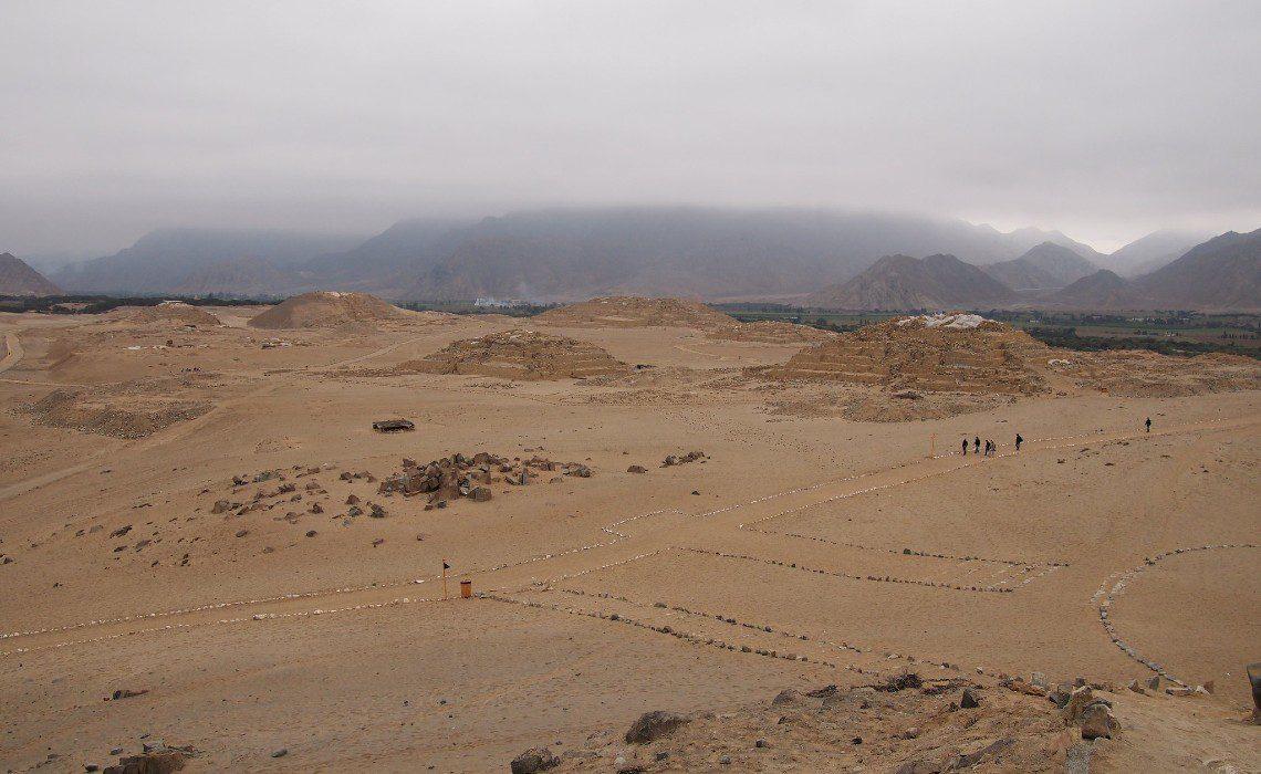 Caral-Supe Peru cultural patrimony