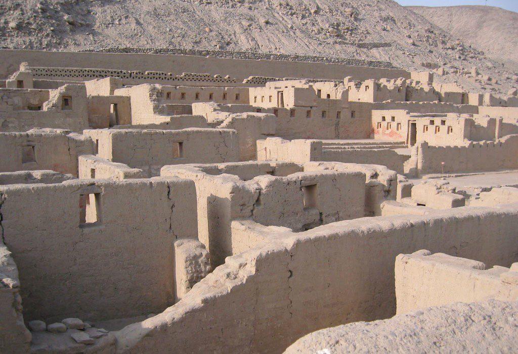 Tambo Colorado Pisco Ica Peru