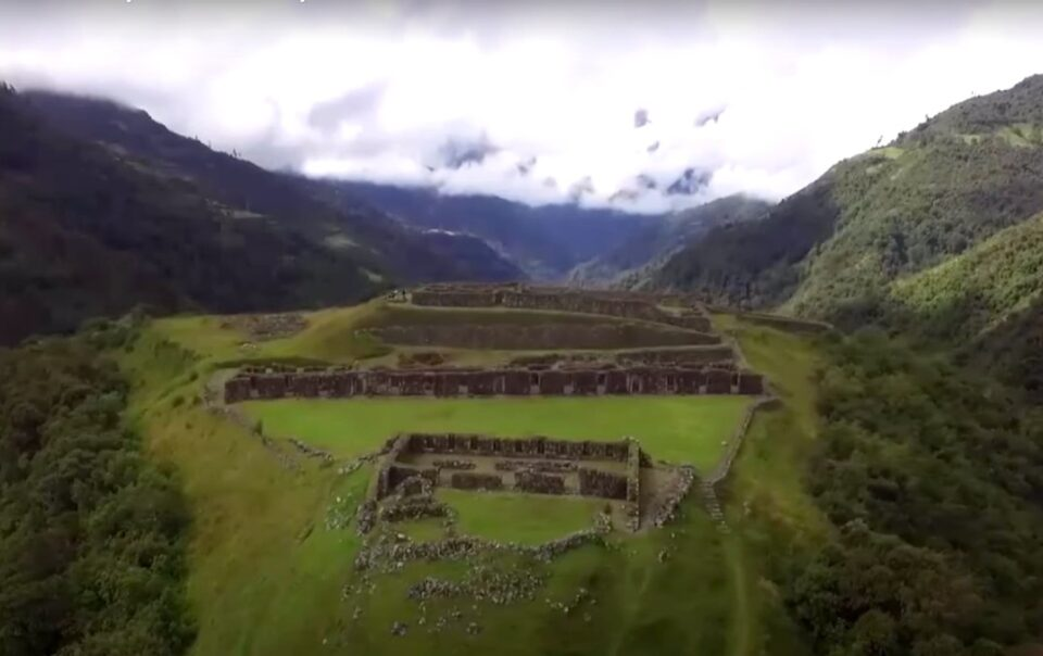 Vilcabamba Lost City of the Incas Cusco Peru