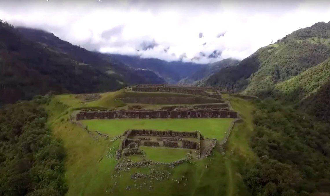 Vilcabamba Lost City of the Incas Cusco Peru