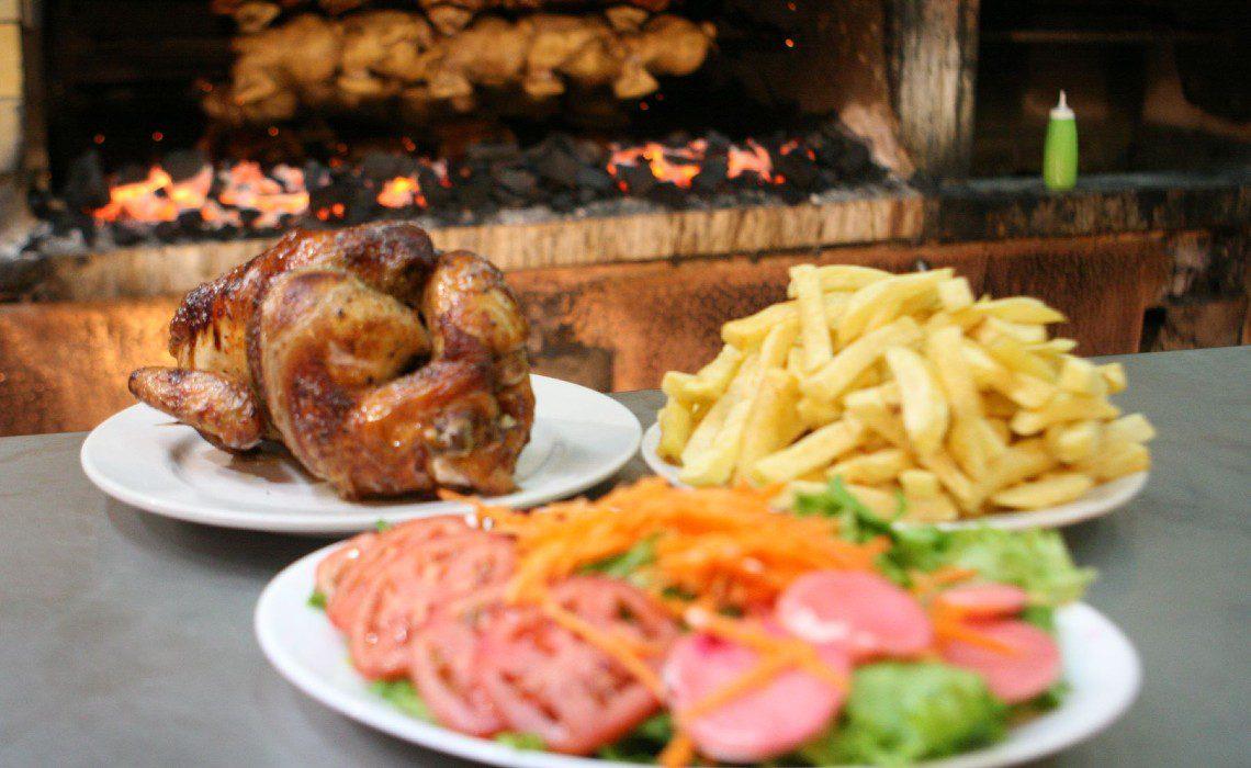 Pollo a la brasa day history