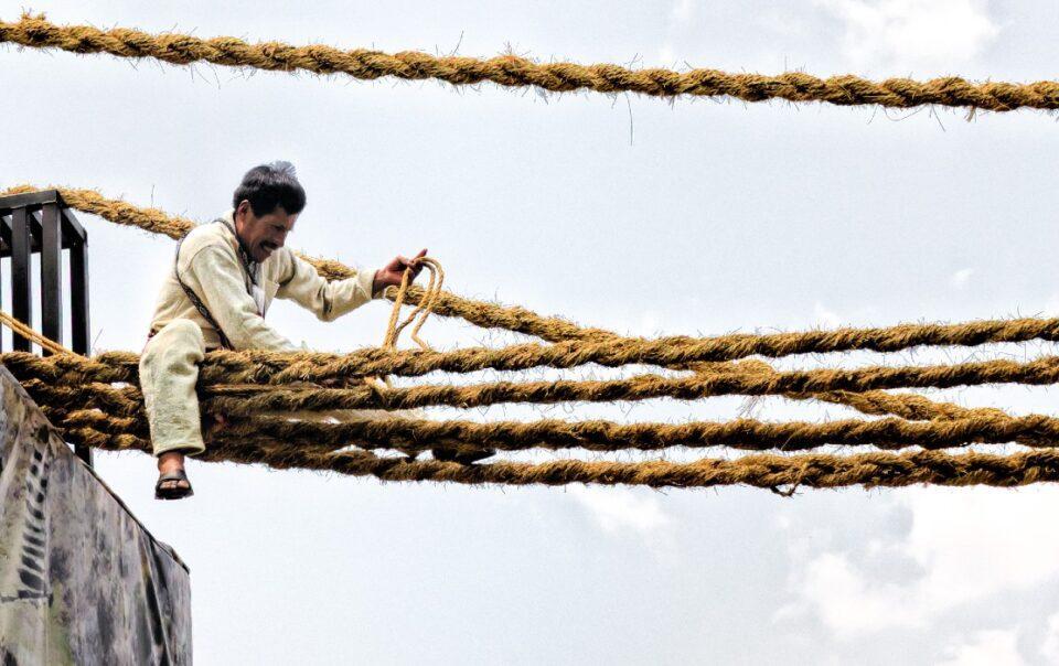 Q'eswachaka Inca Rope Bridge