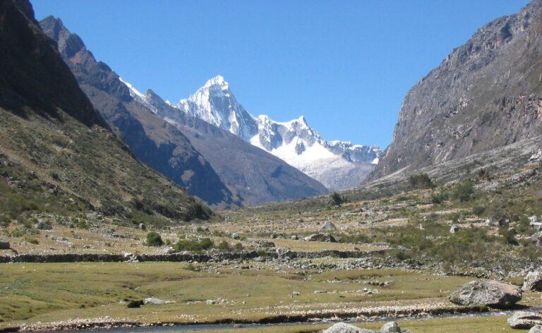 Ancash Taulliraju Trekking Mountains Peru