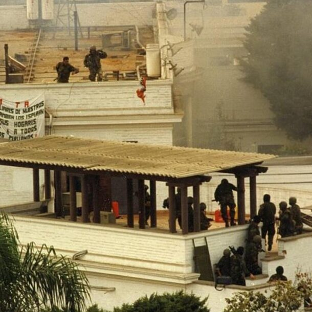 Peru Japanese Embassy Hostage Crisis