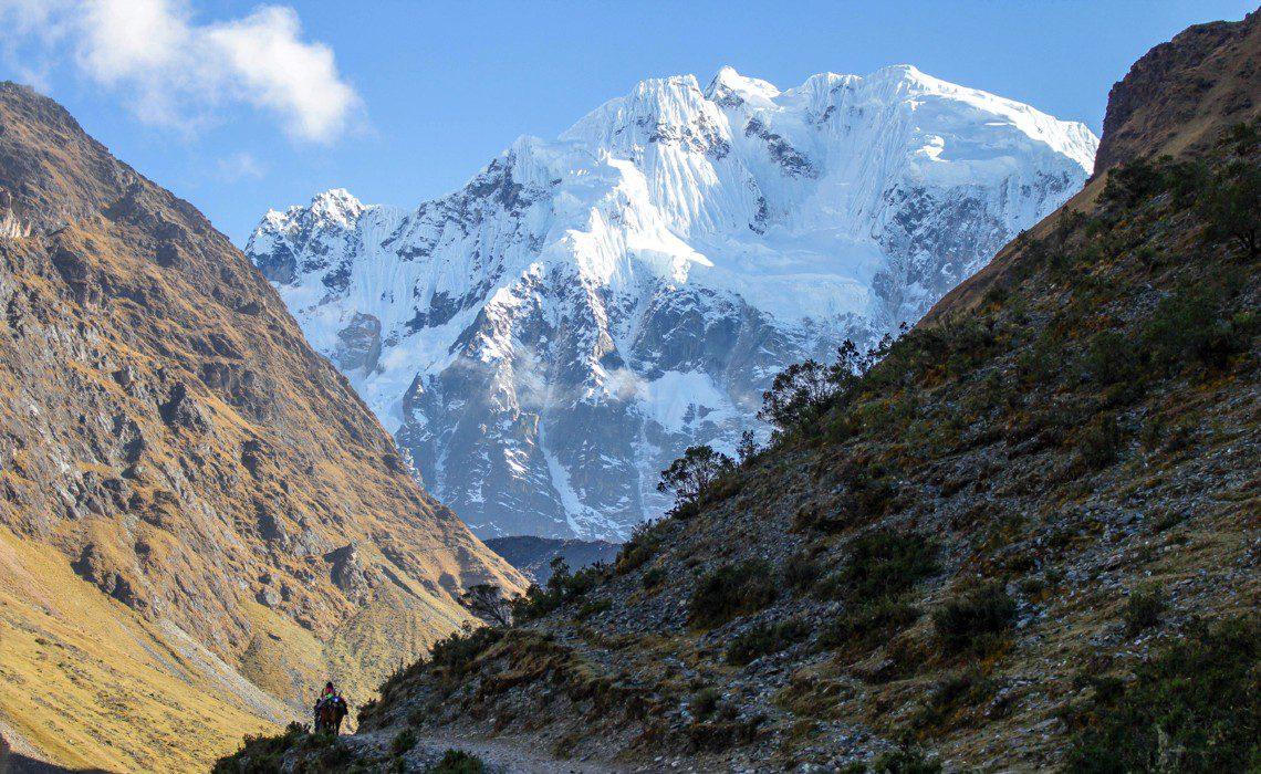 SALKANTAY mountain trek