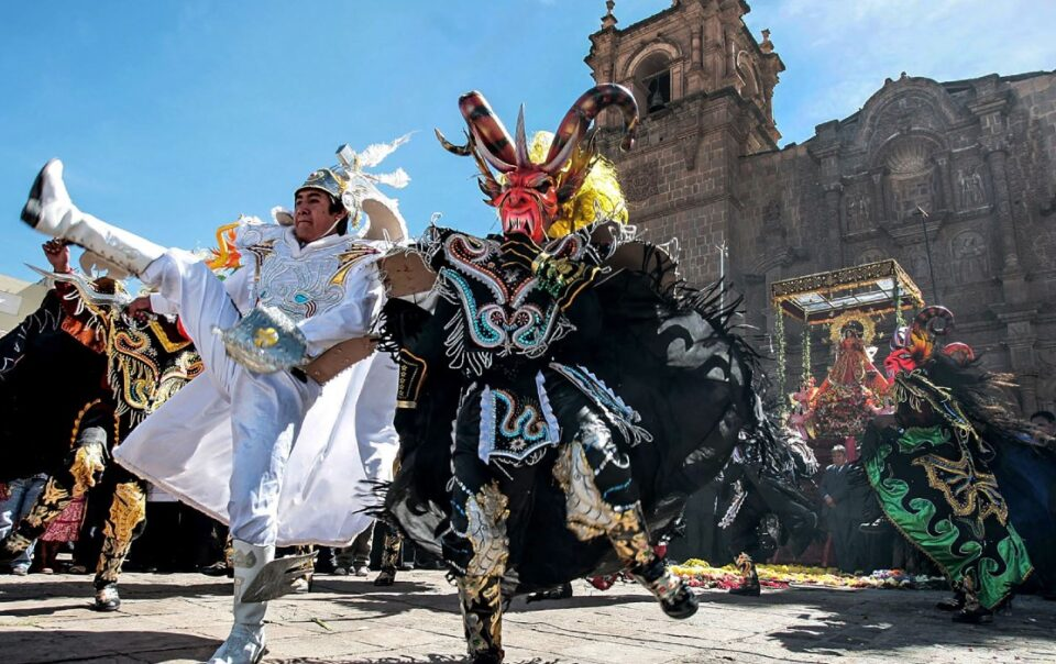 Puno Virgen de la Candelaria festival