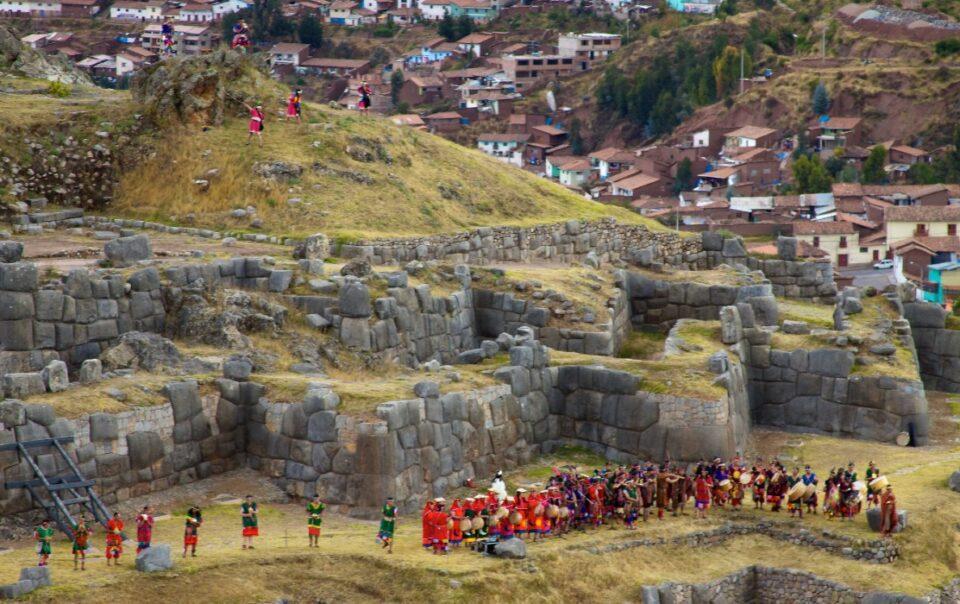 Inti Raymi Celebration Cusco