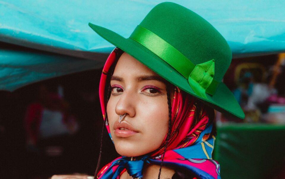 Renata Flores Rivera Quechua Singer