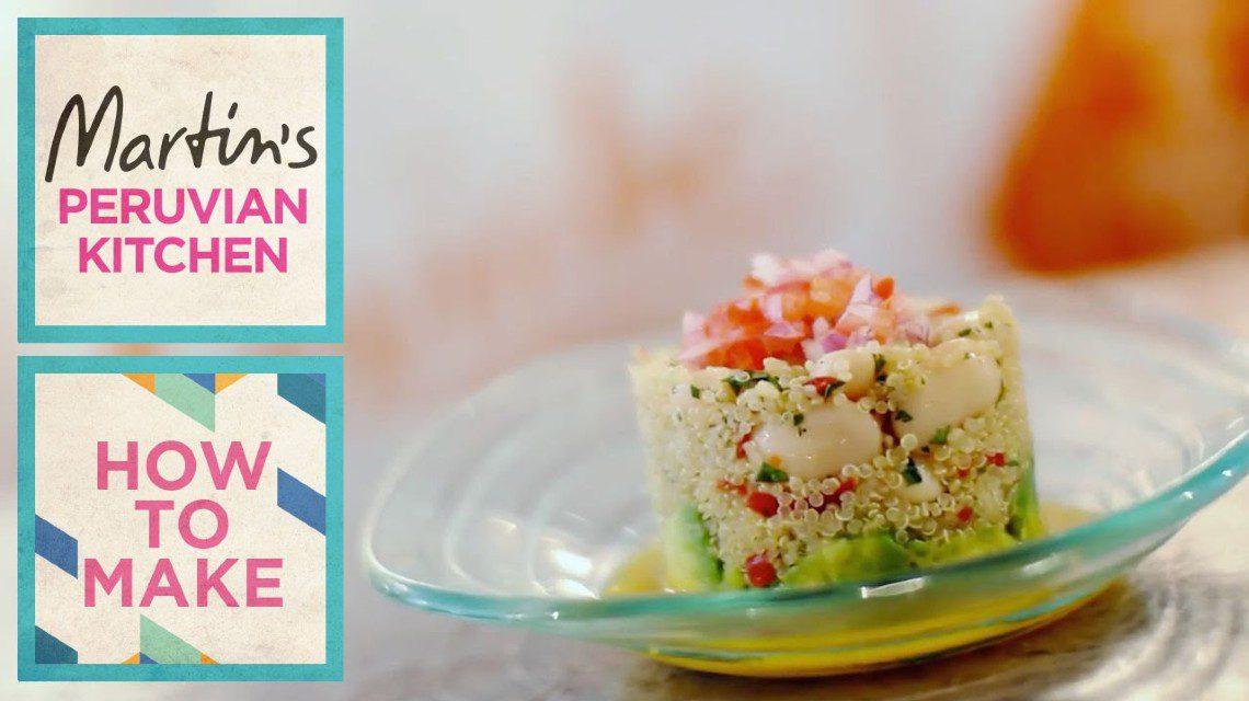 Quinoa Salad by Martin Morales
