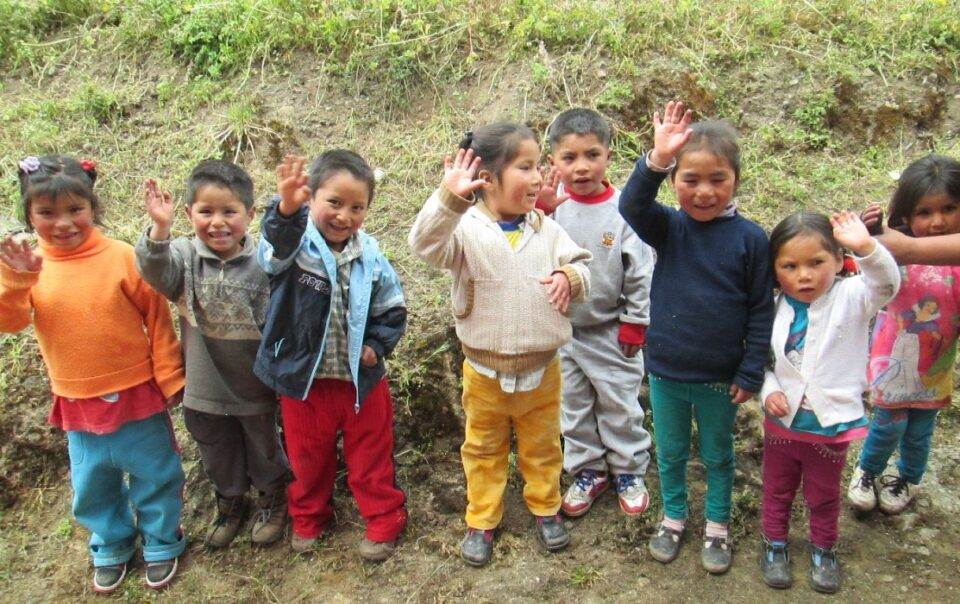 NGO Changes for New Hope Huaraz Peru