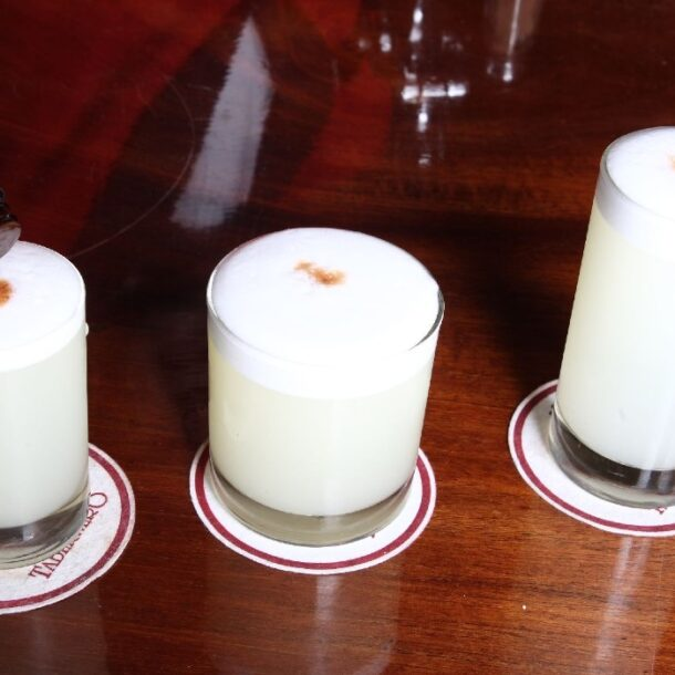 how to make perfect pisco sour measurements