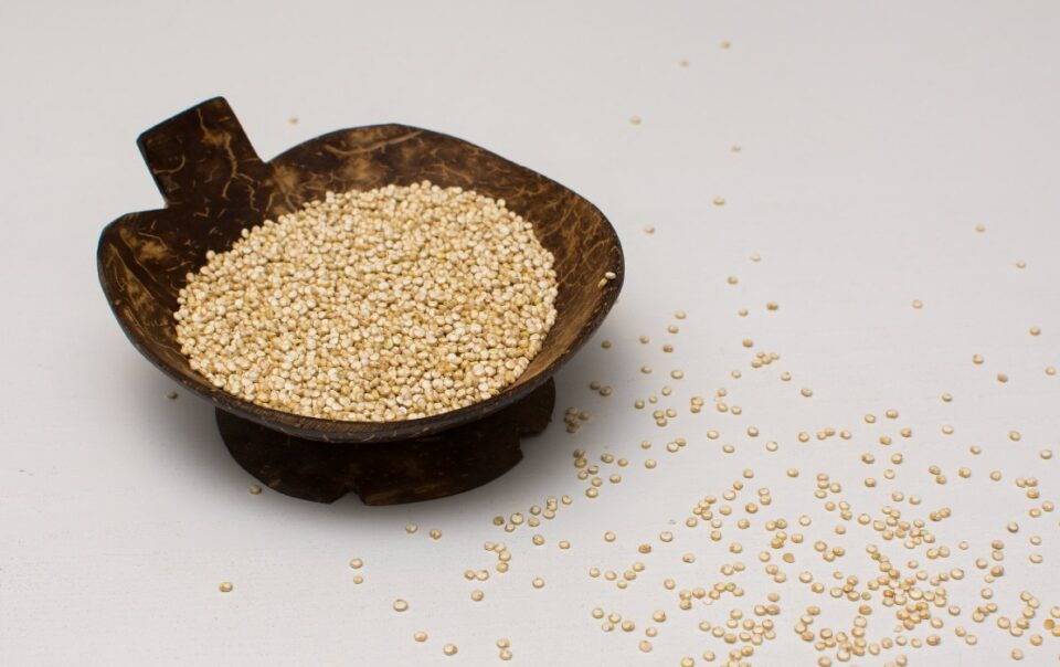 quinoa beauty diy