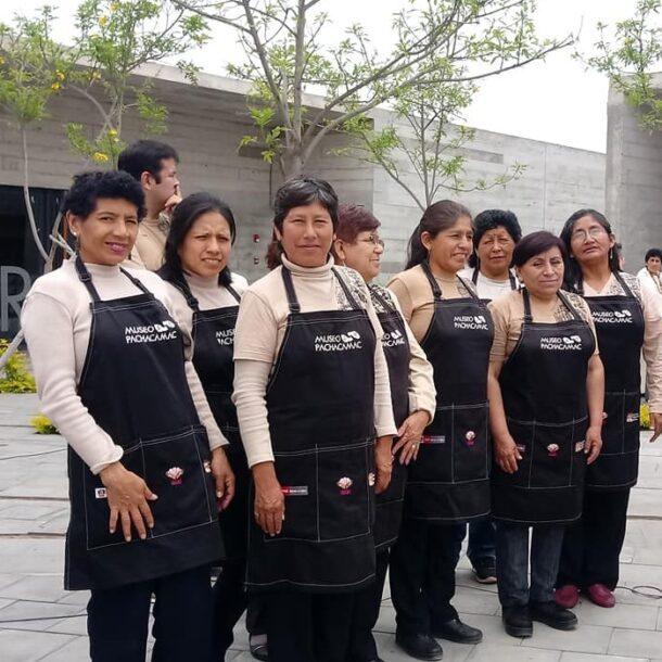 Pachacamac SISAN initiative