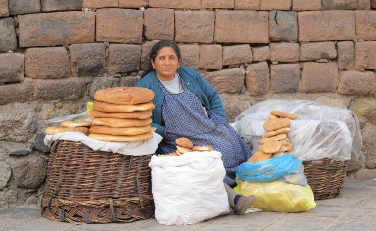 Peruvian breads of Peru