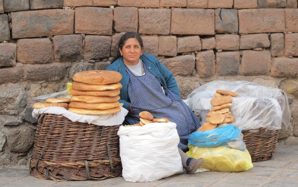 Peruvian breads of Peru