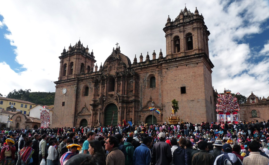 Corpus Christi Cusco Peru