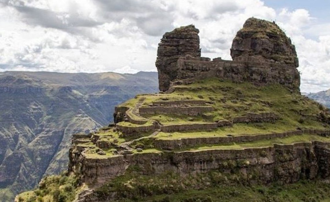 Waqrapukara Cusco Fortress