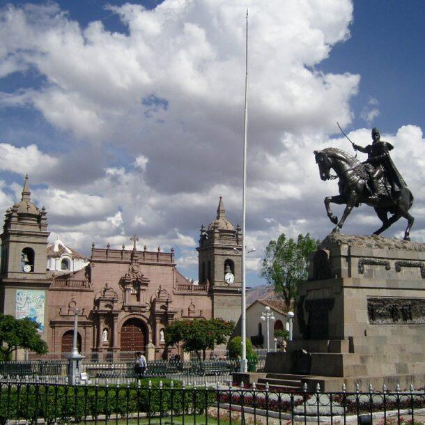 Weekend trip to Ayacucho Peru