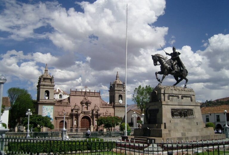 Weekend trip to Ayacucho Peru