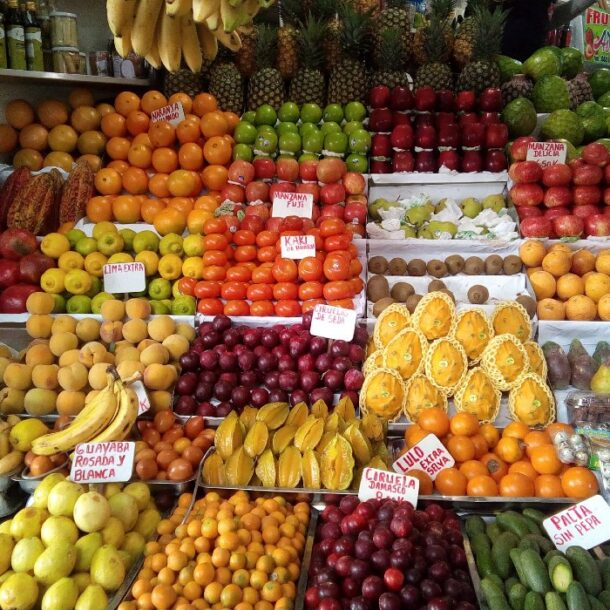 Peruvian fruits you should try