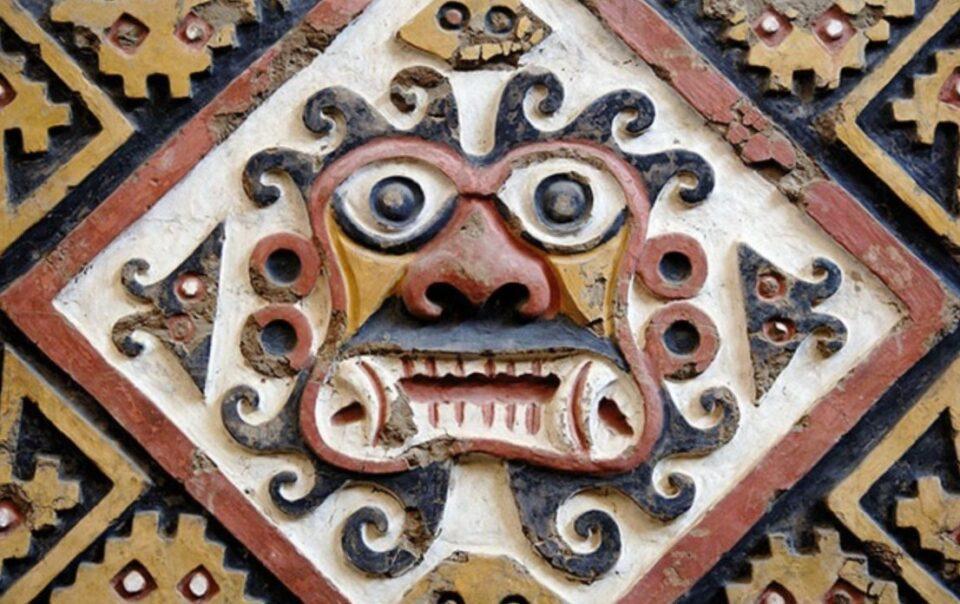 Moche Mochica culture huacas Trujillo Peru