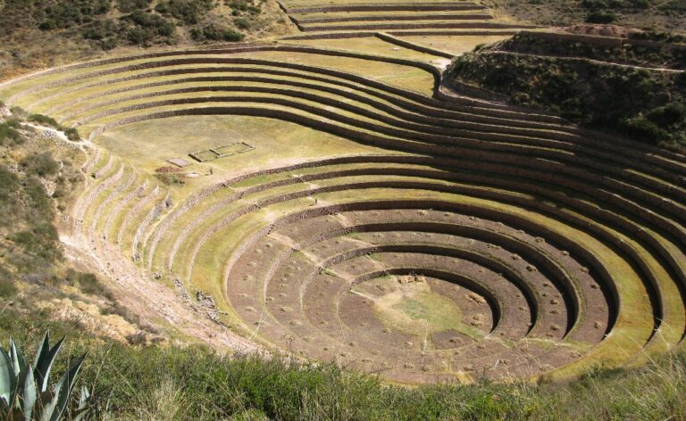 Moray Sacred Valley Cusco Peru Top Destinations