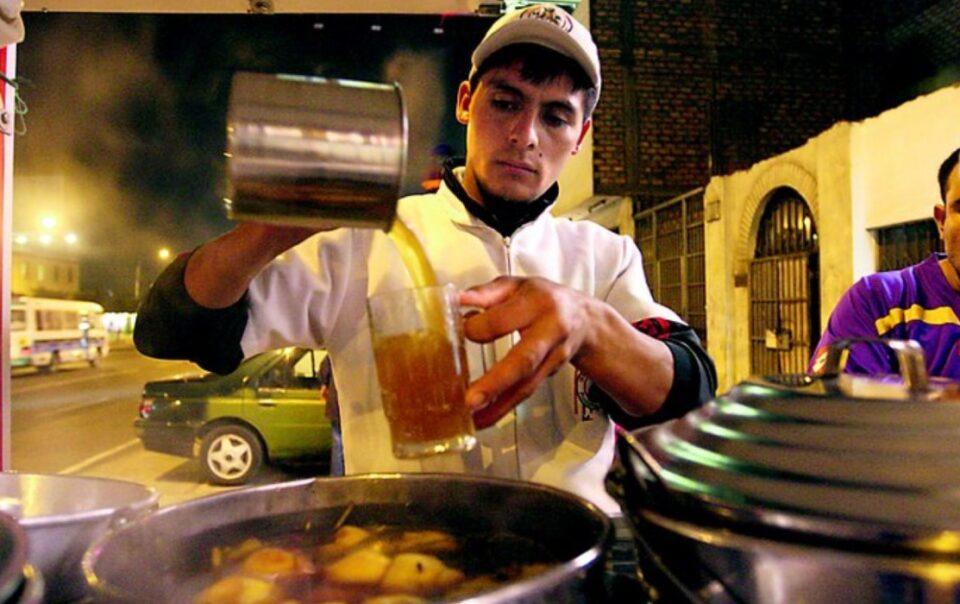 emoliente Peru drink