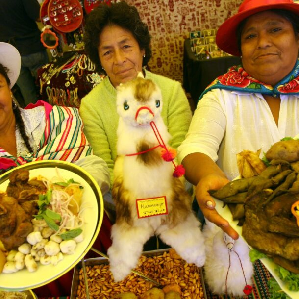 Andean Meats to try in Peru