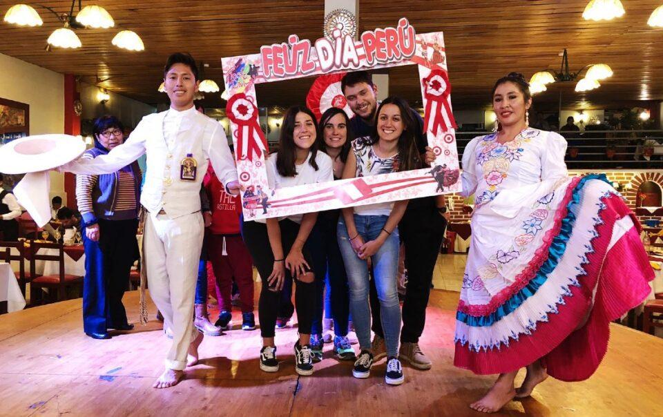 Fiestas Patrias Peru Independence Day