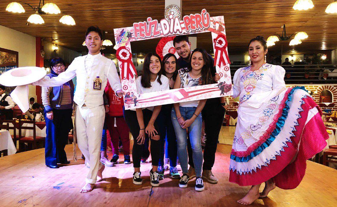 Fiestas Patrias A Look Inside Peru S Independence Day Celebrations
