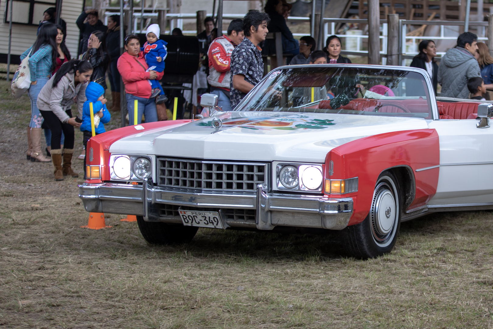 The Patrialancha: The Highest Cadillac in the World