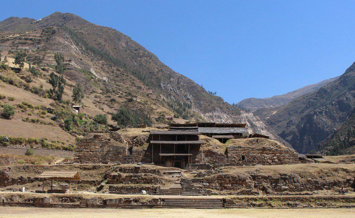 Chavin Ancient Pre-Inca Civilizations Peru