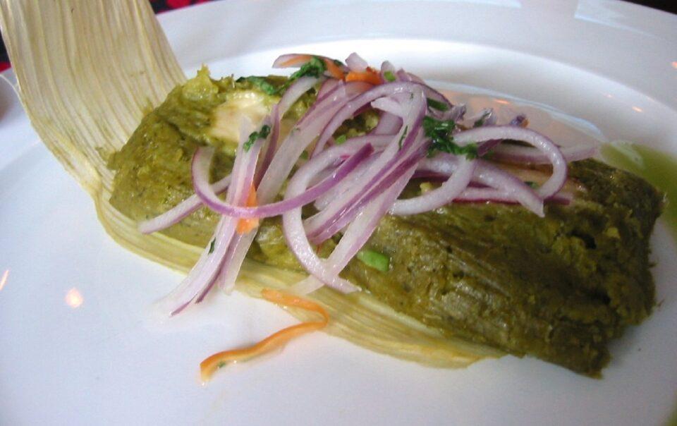 tamalito verde northern Peru food Piura Tumbes