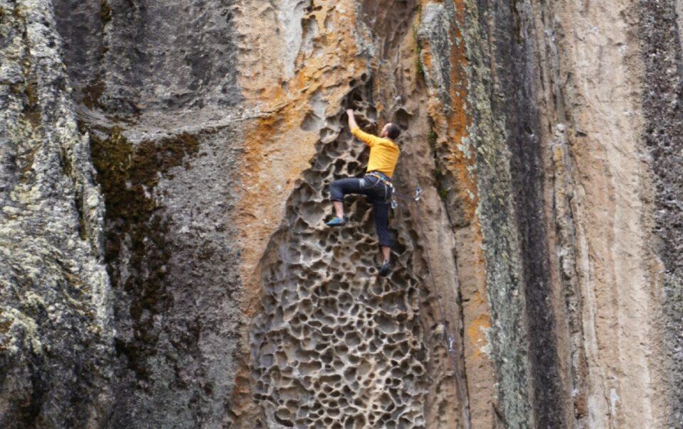 hatun machay rock forest
