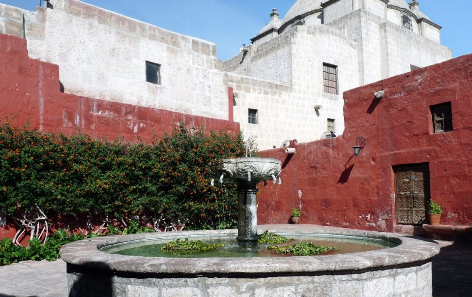 four ways to visit Arequipa