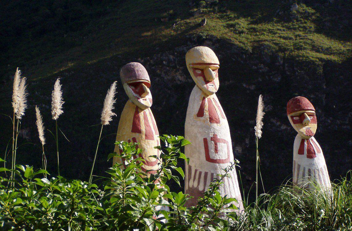 Museum of Leymebamba Chachapoyas Mummies