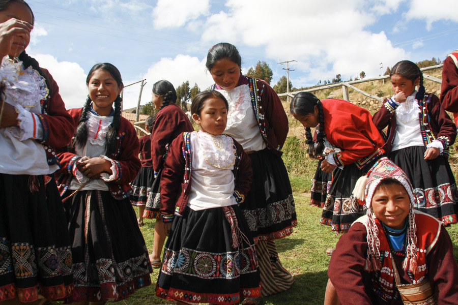 andes indigenous