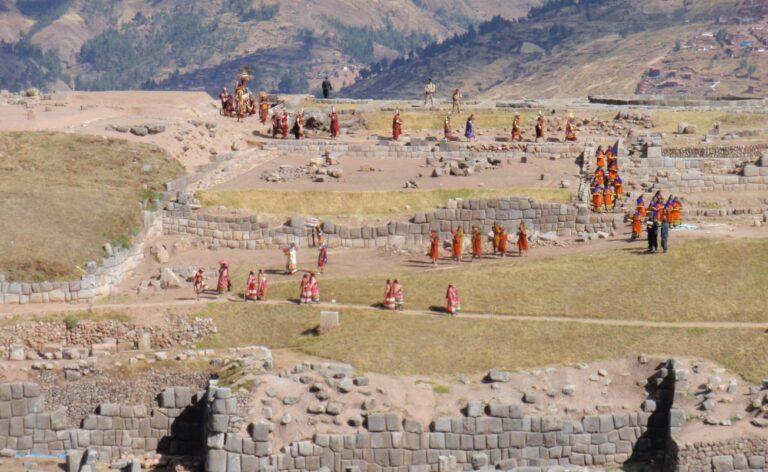 Inti Raymi Andean New Year