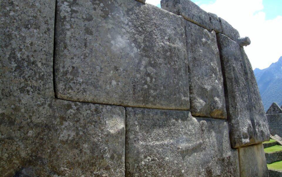 Machu Picchu Peru Architecture