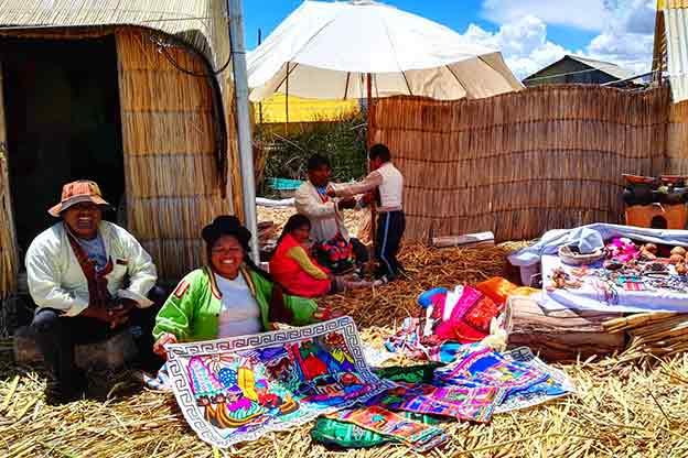 peru tourism lake titicaca