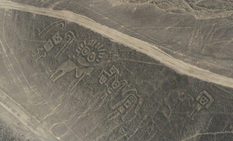 Nazca Paracas cultures Peru