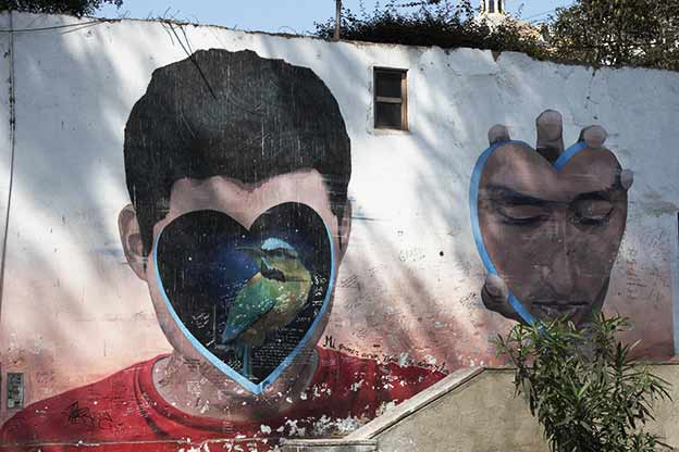 Street art, Barranco