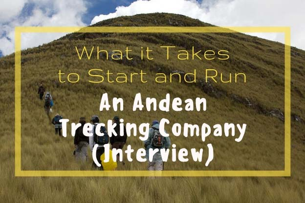 andean trecking