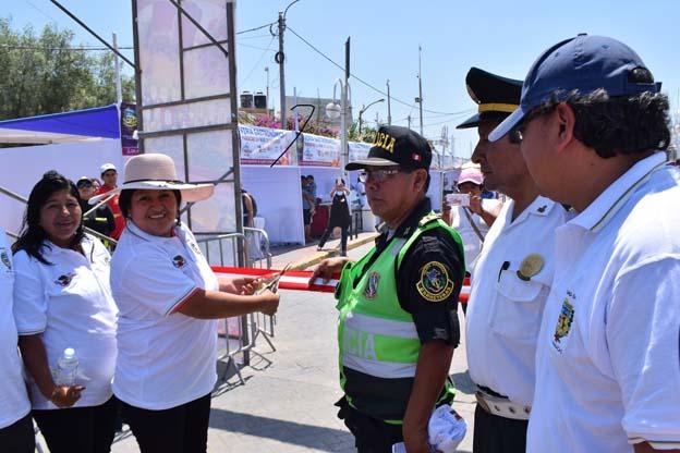 Paracas fair