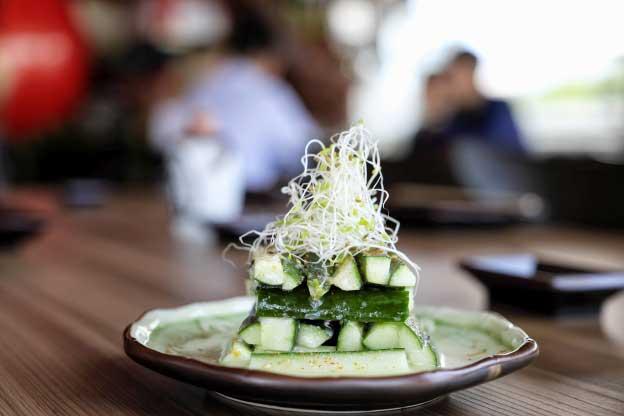 Kiuri salad