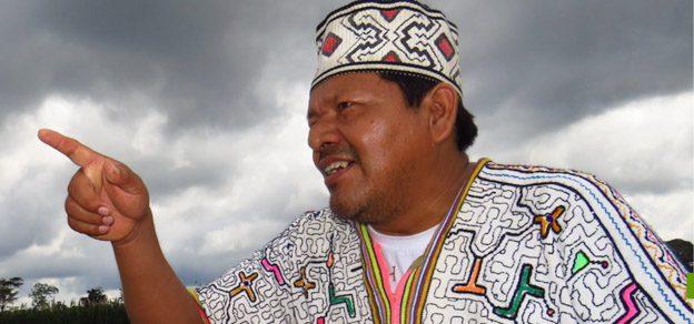 shipibo activist interview