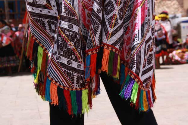 textile pisac